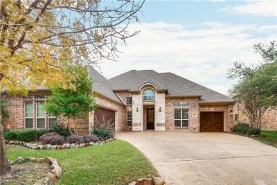 Coppell Single Family Home For Sale: 775 Chateaus Drive