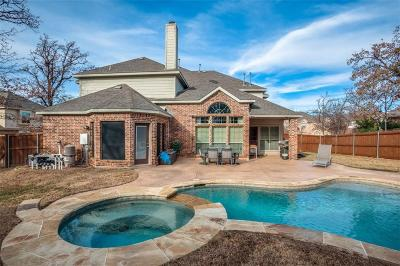 Fort Worth TX Single Family Home For Sale: $450,000