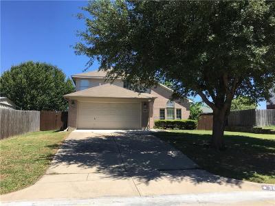 Fort Worth Single Family Home For Sale: 3805 Malibu Sun Drive