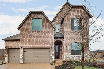 Anna Single Family Home For Sale: 1208 Mae Street
