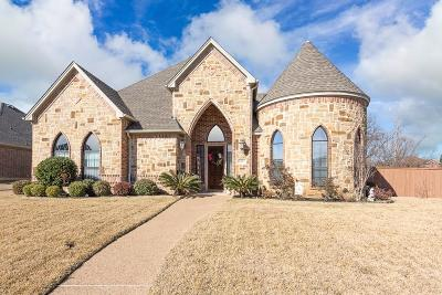 Mansfield Single Family Home For Sale: 1304 Delaware Drive