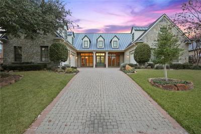 Frisco Single Family Home For Sale: 5217 Southern Hills Drive