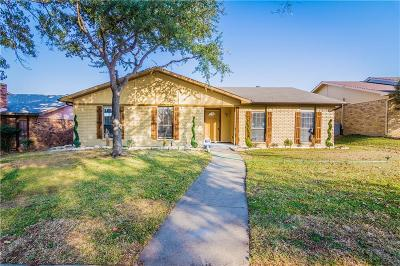 The Colony Single Family Home For Sale: 5212 Reed Drive