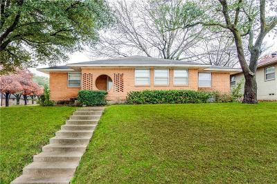 Single Family Home For Sale: 635 Classen Drive