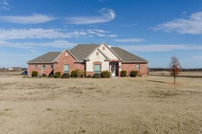 Caddo Mills Single Family Home For Sale: 3756 County Road 2156