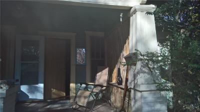 Waxahachie Single Family Home For Sale: 327 Virginia Avenue