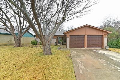 Saginaw Single Family Home Active Option Contract: 532 Cole Avenue