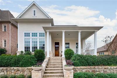 Carrollton Single Family Home For Sale: 2204 Shakespeare Street