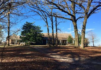 Canton TX Single Family Home Active Option Contract: $300,000