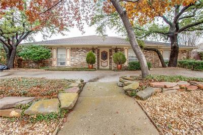 Single Family Home For Sale: 3626 Syracuse Drive