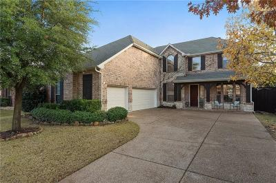 Frisco Single Family Home Active Contingent: 15631 Fox Meadow Lane