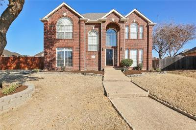 Carrollton Single Family Home Active Option Contract: 3420 Meadow Cove Drive