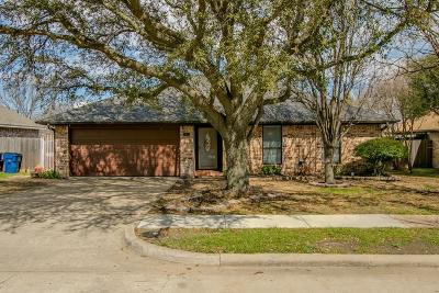 Frisco Single Family Home For Sale: 8420 Christie Drive