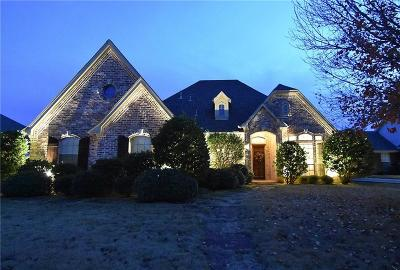 North Richland Hills Single Family Home Active Option Contract: 7812 Baywood Court