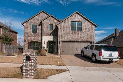 Fort Worth TX Single Family Home Sold: $309,000