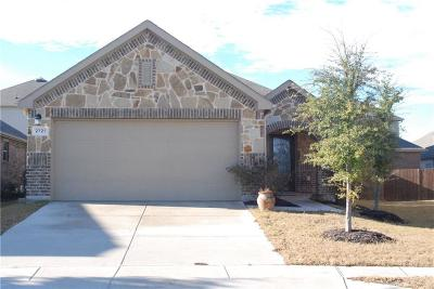 Single Family Home Active Option Contract: 2721 Houston Wood Drive