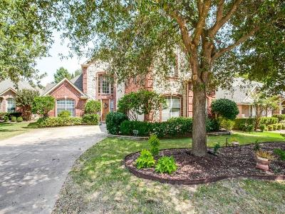 McKinney Single Family Home Active Contingent: 2617 Doe Run