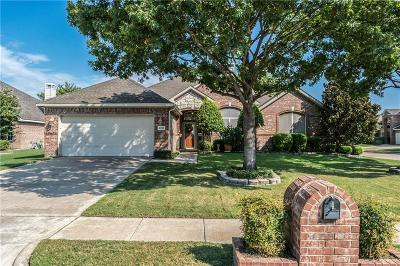 Flower Mound Single Family Home Active Option Contract: 1200 Stonehedge Place