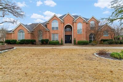 Southlake Single Family Home For Sale: 506 Vicksburg Way