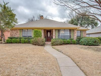 Addison Single Family Home For Sale: 4002 Bobbin Lane