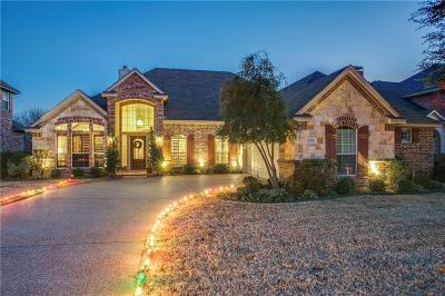 North Richland Hills Single Family Home Active Contingent: 6016 Iron Horse Drive