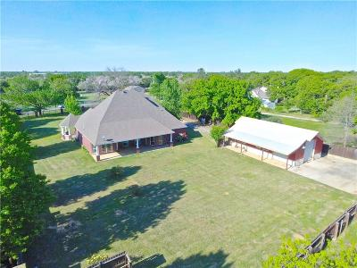 Mansfield Single Family Home For Sale: 460 Turner Warnell Road