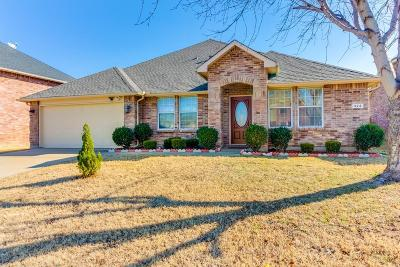 Wylie Single Family Home For Sale: 322 Mesa Verde Way