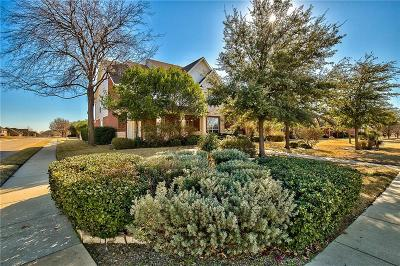 Fort Worth TX Single Family Home Active Option Contract: $313,500