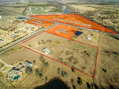 Rockwall County Commercial Lots & Land For Sale: 5205 S Fm 549
