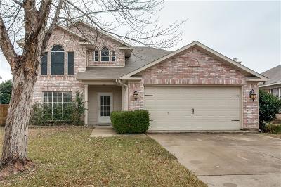 Saginaw Single Family Home Active Option Contract: 937 Paddington Drive E