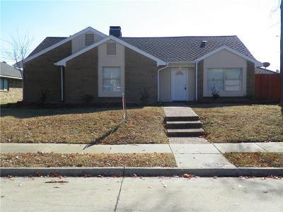 Single Family Home For Sale: 3724 Solarium Place