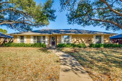 Lewisville Single Family Home For Sale: 1457 College Parkway