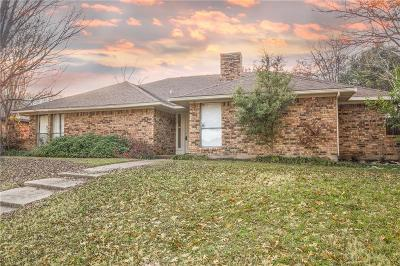 Single Family Home For Sale: 3109 Parkside Drive