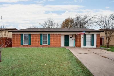 Mesquite TX Single Family Home Sold: $135,000