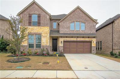Irving Single Family Home Active Option Contract: 7857 Swenson Drive