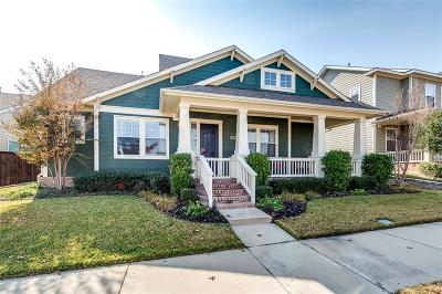 North Richland Hills Single Family Home Active Option Contract: 8252 Bridge Street