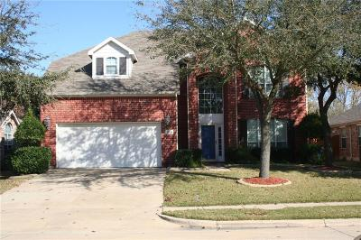 Rockwall Single Family Home Active Option Contract: 418 Sonoma Drive