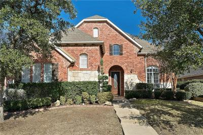 Mckinney Single Family Home For Sale: 8104 Linksview Drive