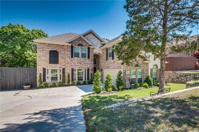 Desoto Single Family Home For Sale: 1702 Carriage Creek Drive