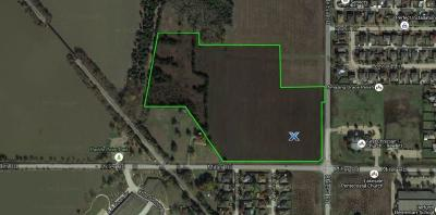 Rowlett Commercial Lots & Land For Sale: 3399 Chiesa Road