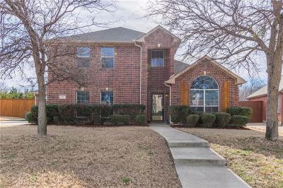 Murphy Single Family Home Active Contingent: 224 Creekside Drive