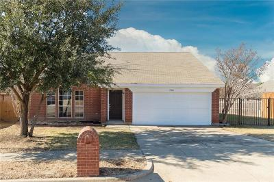 Benbrook Single Family Home Active Option Contract: 7104 Summerset Drive