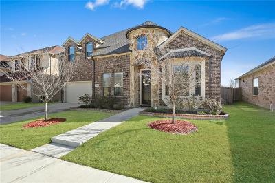 Denton Single Family Home For Sale: 5713 Eagle Mountain Drive