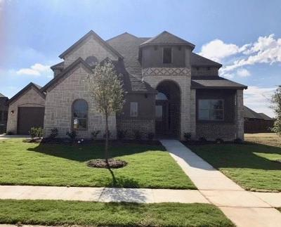 Keller Single Family Home For Sale: 536 Big Bend Drive
