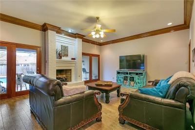 Keller Single Family Home Active Option Contract: 400 Moonlight Lane