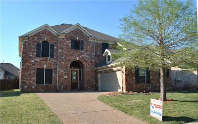 Highland Village Single Family Home For Sale: 2708 Garrett Drive