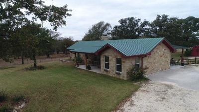 Stephenville Single Family Home For Sale: 293 Private Road 711