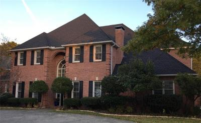 Single Family Home For Sale: 2209 Post Oak Drive