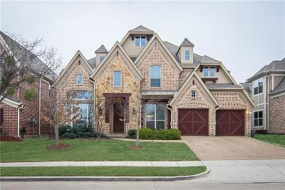 The Colony Single Family Home For Sale: 7808 Inverness