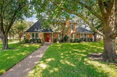 Keller Single Family Home For Sale: 1725 Bellechase Drive